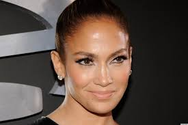 j lo goes simple with her makeup for the 2016 grammys