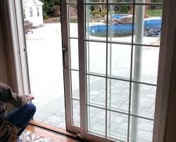 replacement sliding glass door replacing garage repair ms handle