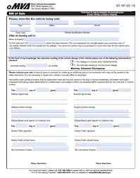 car bill of sale word free maryland dmv vehicle bill of sale vr 181 form pdf word