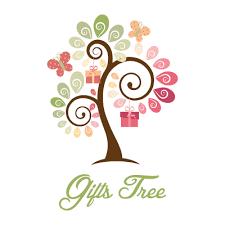 Home Decor Logo Design Impressive Gifts Tree And Leaves Logo Design Gallery Inspiration LogoMix