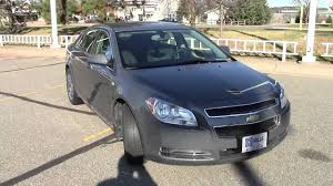 2008 Chevrolet Malibu LT FWD - YouTube