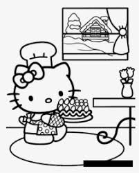 Our hello kitty party deluxe box includes everything you need to throw the purrfect party for your little kitten and 7 guests! Transparent Hello Kitty Birthday Png Hello Kitty Cake Png Png Download Transparent Png Image Pngitem