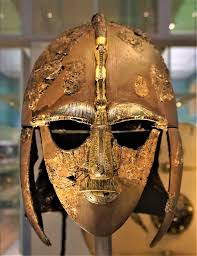 Sutton Hoo Ship Burial - Helmet – Joy of Museums Virtual Tours