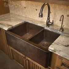 hammered copper kitchen sink: native trails hammered copper kitchen sink