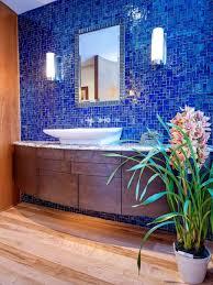 blue bathroom tiles. Magnificent Cobalt Blue Bathroom Tile Backsplash Tiles