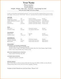 resume examples job resume template word image resume template resume examples resume templates first job first job resume template first time job