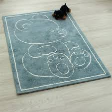 kid bear rug teddy bear rugs blue child bear skin rug