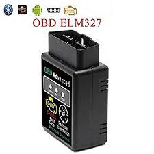 <b>ELM327 Bluetooth OBD2 OBDII Car</b> Code Reader Diagnostic ...
