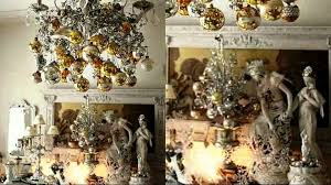 Christmas Decorations Designer Gold and Silver Christmas Interior Decorating Ideas YouTube 47