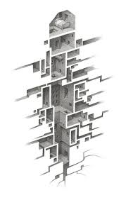 architecture design drawing. Zineb El Amraoui On Twitter: \ Architecture Design Drawing