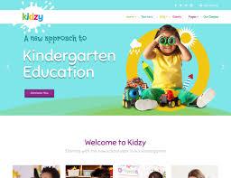 15 Best Kindergarten Wordpress Themes 2019 Athemes