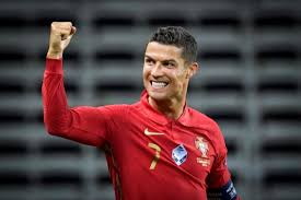 Cristiano Ronaldo closes in on international goals record after becoming  first European to score 100 times | London Evening Standard