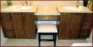 custom bathroom storage cabinets. Perfect Storage We Used Prefinished Maple Plywood For The Interior Cabinet  With Custom Bathroom Storage Cabinets