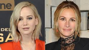 julia roberts on jennifer lawrence s wage gap essay i love that  julia roberts commends jennifer lawrence s gender pay gap essay i love that she s stirring things up