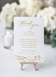 Place Card Holder Template Wedding Thank You Table Card Template Flat 4 X 6 For