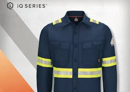 Bulwark Iq Series Endurance Work Shirt Fr Work Shirt
