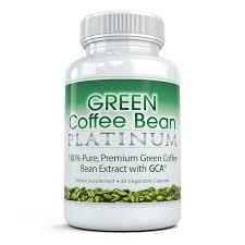 green coffee bean platinum