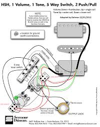 custom fender stratocaster hsh wiring help guitarnutz 2 this seymour duncan diagram gives me the option of using the volume knob as the coil splitting while the tone knob is the coil selector