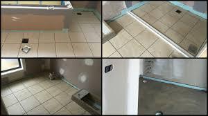 Screeding Bathroom Floor Cordova Two With Mcdonald Jones Our Home Our Dream Wet Area