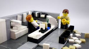 Office lego Police Legoofficespaceimage Cxm World Legoofficespaceimage Customer Experience Magazine