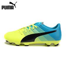 Original Puma Evopower 3 3 Ag Power Mens Soccer Shoes Football Sneakers