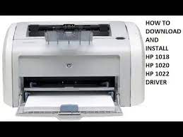 To set up the driver, you will have to turn on both your pc and your hp laserjet 1018. Drivers For Laserjet 1018 And Windows 8