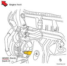 2002 2004 nissan altima 3 5 engine o2 sensor location 2002 2004 nissan altima 3 5 engine o2 sensor location