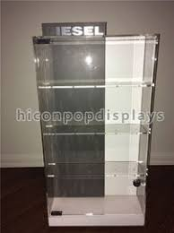 Standing Watch Display Case Acrylic Display Case on sales Quality Acrylic Display Case supplier 70