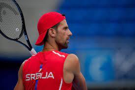 Novak Djokovic: 'It's strange without ...