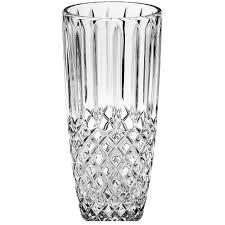 <b>Ваза CRYSTAL BOHEMIA Diamond</b>, h27см, стакан, хрусталь ...