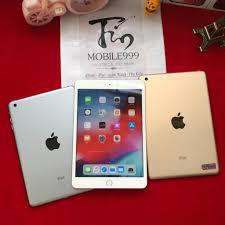 Máy tính bảng Apple iPad mini 3 Cellular - Hàng cũ - 64GB, Wifi + 3G/ 4G,  7.9 inch, Giá tháng 9/2020