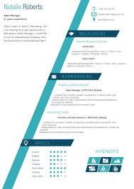 Slideist Free Cv Resume Powerpoint Template Microso Saneme