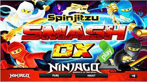 Spinjitzu Smash DX - Ninjago (kidz games) - YouTube