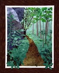 D&R Greenway exhibit takes refreshing view of nature | NJ.com & Deb Brockway's quilt,