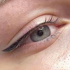 фото татуажа глаз зажившие стрелки и веки фото до и после