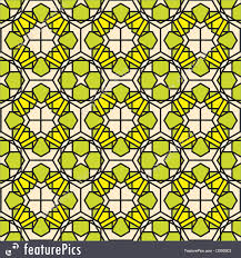 abstract patterns abstract green colour mosaic stained glass pattern background ilration