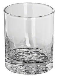363ml colonial scotch glass