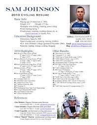Pleasing Motocross Resume Examples For Sponsorship Resume Template