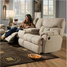 southern motion re fueler powerized console sofa