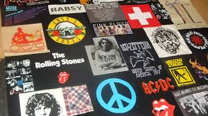 Aussie Quilters Cotton Club: Amazing T/Shirt Quilt. & This quilt top is made from T/shirts collected from live music concerts and  festivals and will be a great memory quilt . I am sure you will remember  some of ... Adamdwight.com