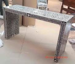 west elm style furniture. Modren Style Bone Inlay Desk Style Furniture Camel Console Table  Coffee Intended West Elm Style Furniture K