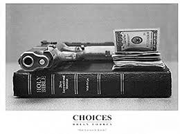 Amazon.com: Choices by Brian Forbes - 18 x 24 inches - Fine Art ...