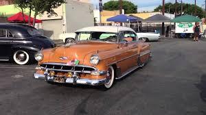 1954 Chevy Belair 2 door - YouTube