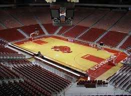 Bud Walton Arena Concert Seating Chart Bud Walton Arena University Of Arkansas At Fayetteville