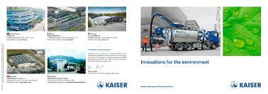 kaiser brochure kaiser ag fahrzeugwerk pdf catalogue kaiser brochure 1 15 pages