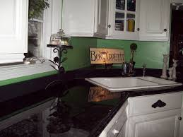 Paint Kitchen Countertops To Look Like Granite Remodelaholic Painted Formica Countertop
