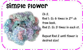 Easy Crochet Flower Patterns Free Best Yarn Bombing Free Crochet Flower Pattern Shiny Happy World