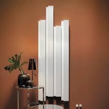 Radiatore ad acqua calda elettrico in alluminio design