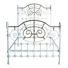 antique iron beds. Antique Iron Bed / Full Double Frame Vintage Beds H