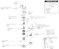 faucets moen monticello faucets kitchen faucet parts diagram kitchen faucet parts diagram com older moen